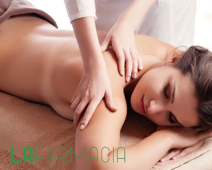 LA farmacia massaggi rilassanti nell'area dedicata