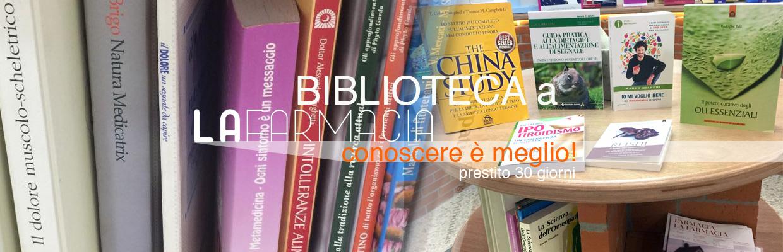 biblioteca a LAfarmacia