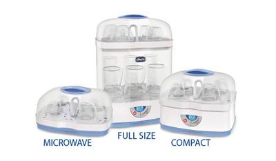 sterilizzatore con modulo per microwave