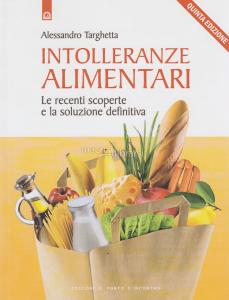 intolleranze alimentari Targhetta